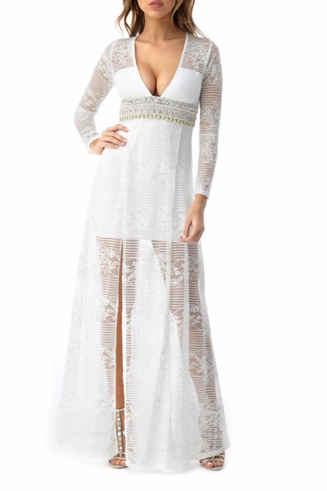 Sky Collection Trovald Maxi Dress - Main Image