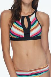 Skye Swimwear High Neck Top - Product Mini Image