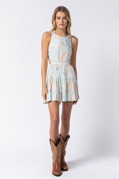 Skylar & Madison Floral Mini Dress - Product List Image