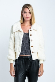 skylar madison Button-Down Crop Jacket - Product Mini Image