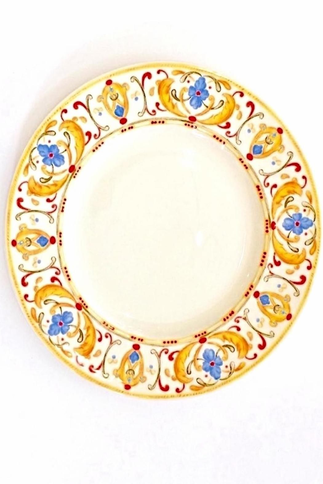 Skyros Designs Sintra Dinner Plate - Front Cropped Image