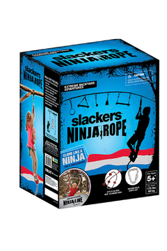 B4 Adventure Slackers Ninja Rope - Product List Image