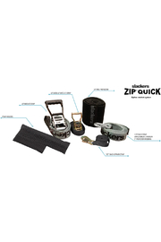 B4 Adventure Slackers Zip Quick Zipline Ratchet Installation System - Product Mini Image