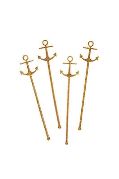 Slant Collections Anchor Stir Sticks - Product List Image