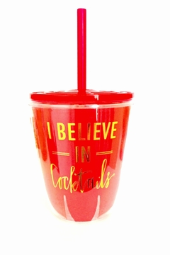 Shoptiques Product: Believe Cocktails Cup