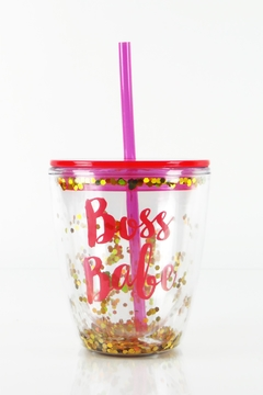 Shoptiques Product: Boss Babe Cup