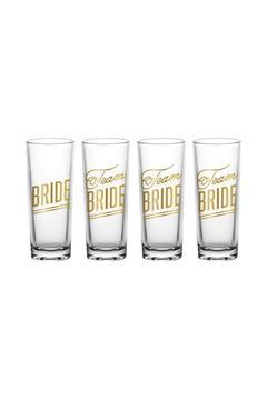 Shoptiques Product: Bridal Shot Glasses