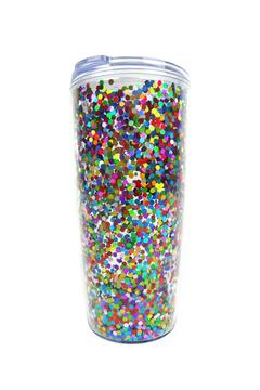 Slant Collections Confetti Travel Tumbler - Product List Image