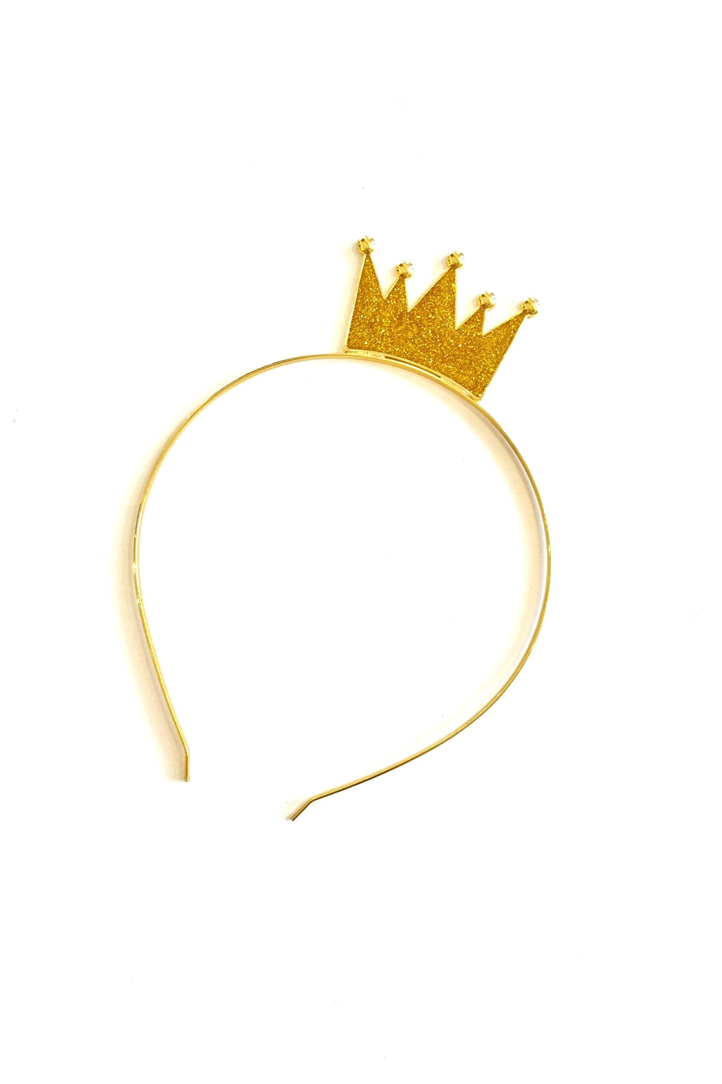 Slant Collections Crown Party Headband - Main Image