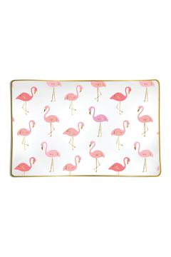 Shoptiques Product: Flamingo Trinket Tray