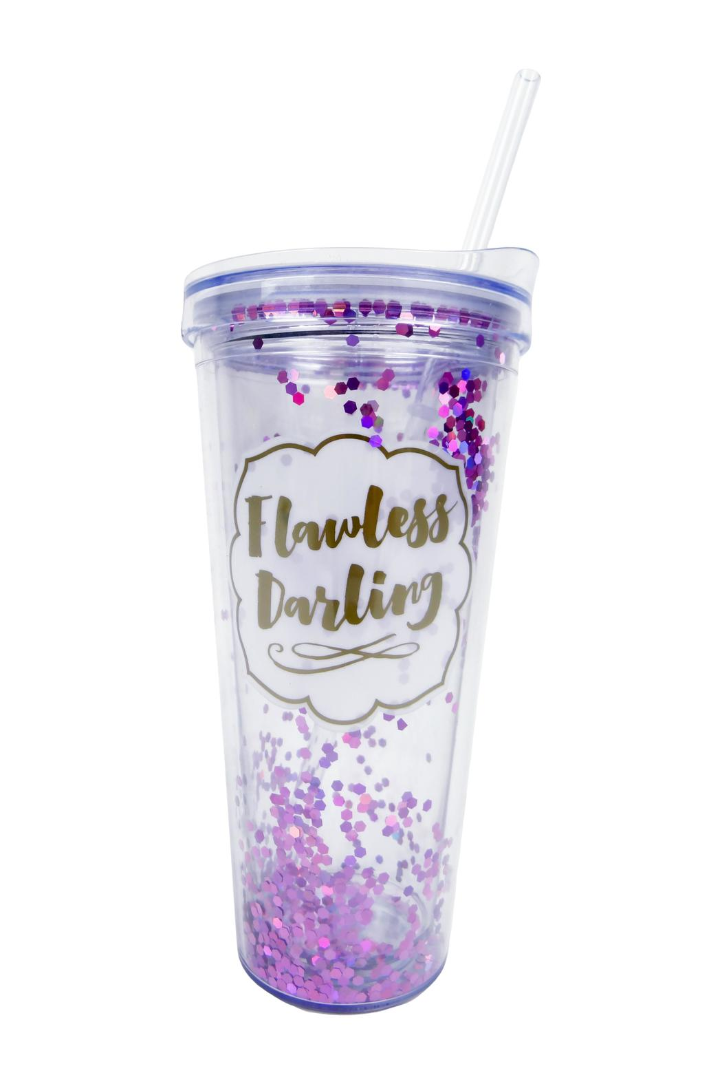 Slant Collections Flawless Darling Tumbler - Main Image