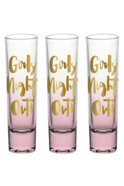 Slant Collections Girls Out Shotglasses - Front cropped