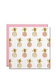 Slant Collections Tropical Cocktail Napkins - Product Mini Image