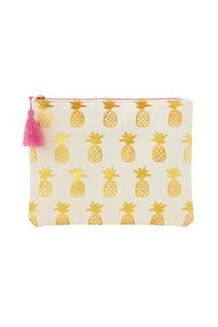 Shoptiques Product: Pineapple Cosmetic Bag