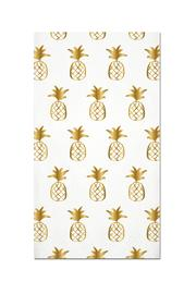 Slant Collections Pineapple Guest Towels - Product Mini Image