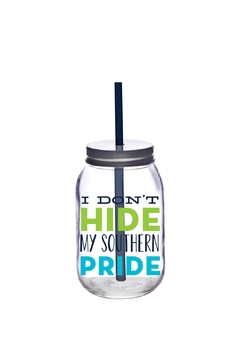 Slant Collections Southern Pride Glass - Alternate List Image