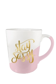 Slant Collections Stay Sassy Mug - Product Mini Image