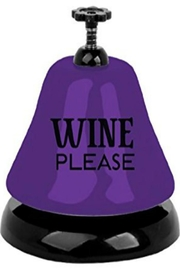 Slant Collections Wine Please Bell - Product Mini Image