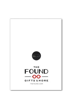 The Found Slay Enamel Pin - Alternate List Image