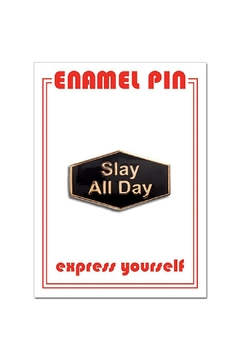 The Found Slay Enamel Pin - Product List Image