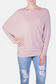 Jolie Sleek Dolman Pullover - Product Mini Image