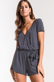 Zsupply Sleek Jersey Romper - Front cropped