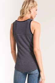 Zsupply Sleek Jersey Tank - Front full body
