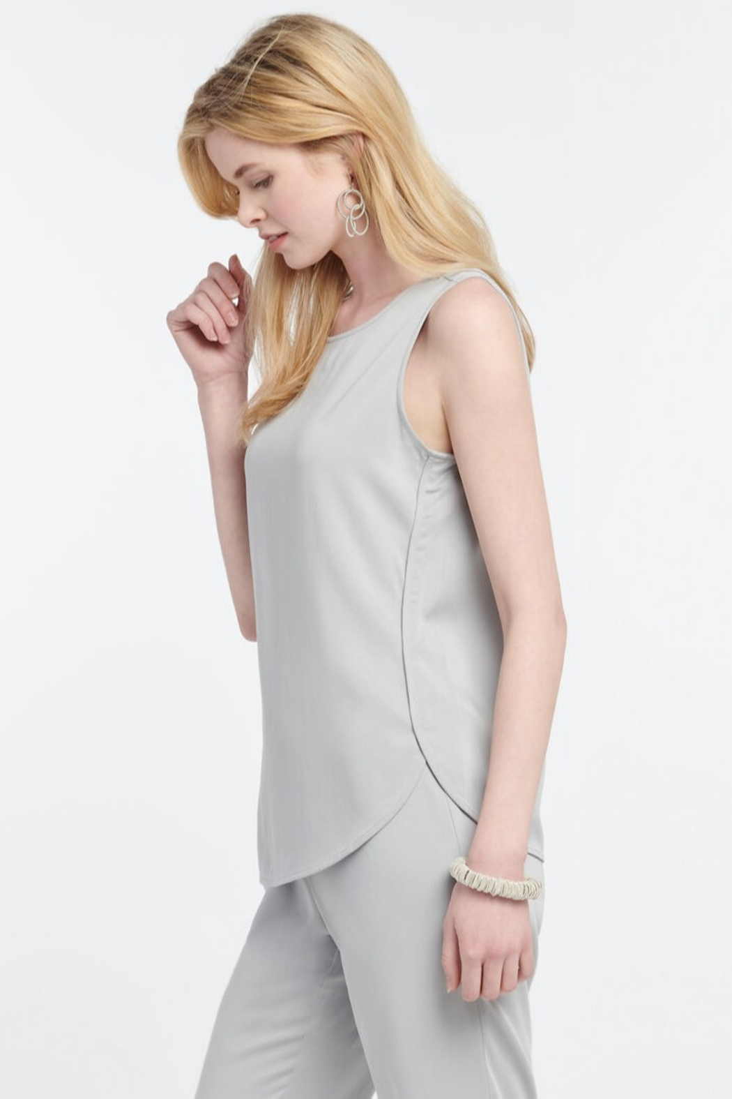 Nic + Zoe Sleek Tank - Front Full Image