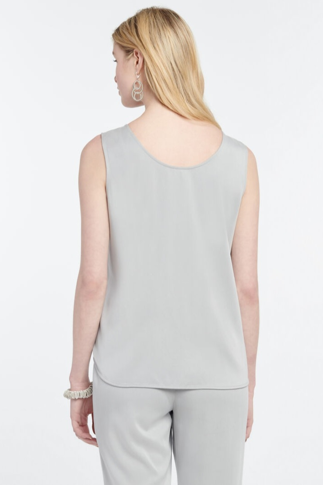 Nic + Zoe Sleek Tank - Side Cropped Image