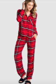 Bella Dahl Sleep Tee & Wide Leg PJ - Product Mini Image