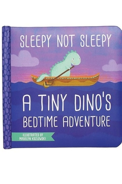 Manhattan Toy Company Sleepy Not Sleepy A Tiny Dino's Bedtime Adventure - Product List Image