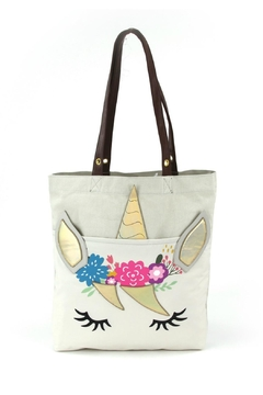 Shoptiques Product: Sleepy Unicorn Tote