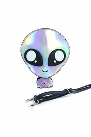 Sleepyville Critters Alien Shoulder Bag - Product Mini Image