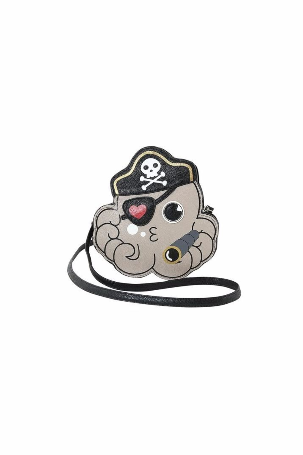 Sleepyville Critters Pirate Octopus Bag - Main Image