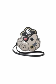 Sleepyville Critters Pirate Octopus Bag - Front cropped