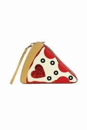 Sleepyville Critters Pizza Wristlet Purse - Product Mini Image