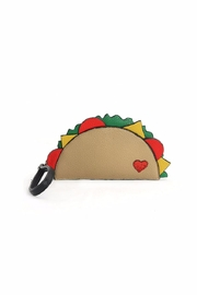 Sleepyville Critters Taco Wristlet - Front cropped