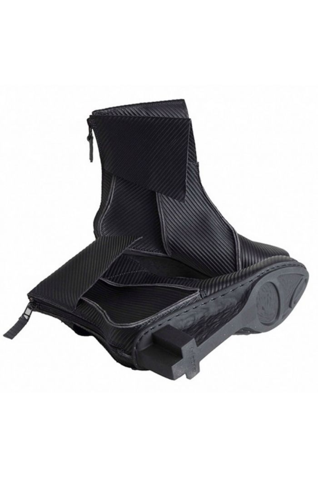 Trippen Sleeve Boot - Back Cropped Image