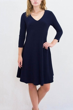 Last Tango Sleeve Swing Dress - Product List Image
