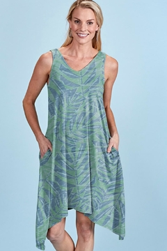 Fresh Produce Sleeveless Asymmetrical Dress - Product List Image