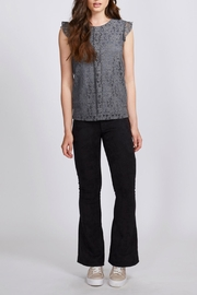 Dry Lake Sleeveless Blouse - Product Mini Image
