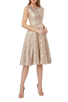 Kay Unger New York Sleeveless Cocktail Dress - Product List Image
