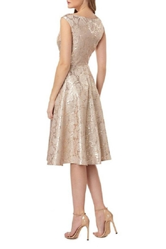 Kay Unger New York Sleeveless Cocktail Dress - Alternate List Image