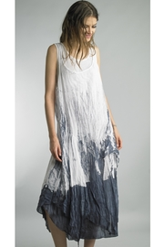 Tempo Paris Sleeveless Dip-Dyed Dress - Product Mini Image