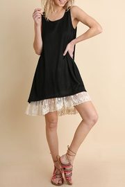 Umgee USA Sleeveless Dress - Product Mini Image