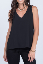 Everly Sleeveless dress tank top - Product Mini Image