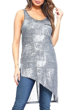 Passport Sleeveless Embellished Tunic - Product List Image