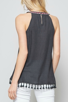 Andree by Unit Sleeveless Embroidered Top - Alternate List Image