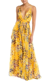 luxxel Sleeveless Floral Maxi - Product Mini Image