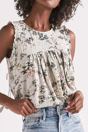 Lucky Brand Sleeveless Floral Tank - Product Mini Image